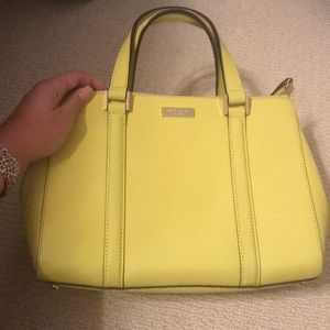 PERFECT CONDITION Kate spade top handle w/ strap
